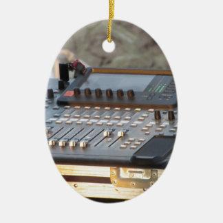 Berufliche mischende Audiokonsole Ovales Keramik Ornament