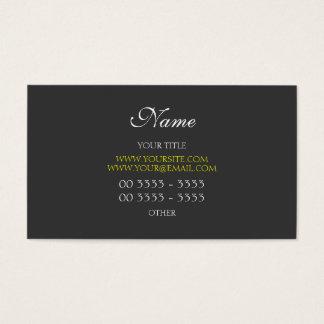 Berufliche moderne und elegante 3 visitenkarten