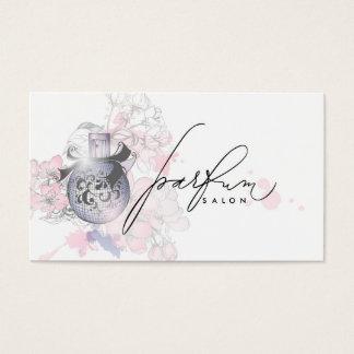 Berufliche Parfüm-Salon-Schönheits-Duft-Karte Visitenkarte