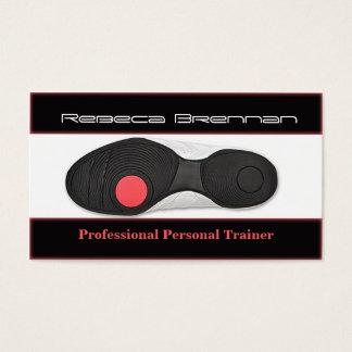 Berufliche persönliche Trainer-/Fitness-Karte Visitenkarte