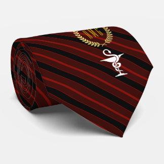 Berufliche Veterinärschüssel Hygenia Rot Individuelle Krawatte