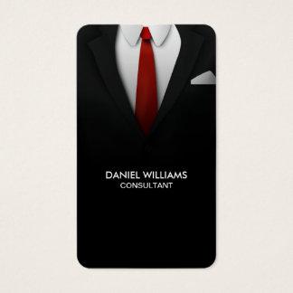 Beruflicher eleganter einzigartiger moderner visitenkarte