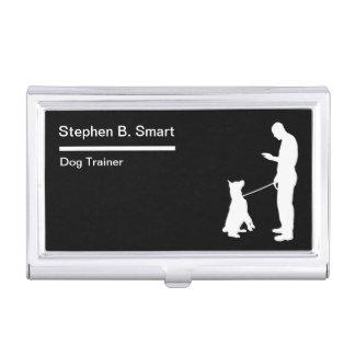 Beruflicher Hundetrainer Visitenkarten Dose