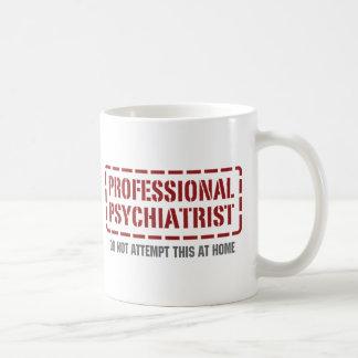 Beruflicher Psychiater Kaffeetasse