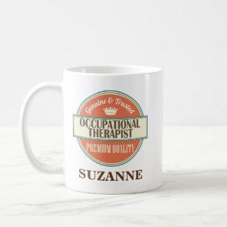 Beruflicher Therapeut-personalisiertes Kaffeetasse