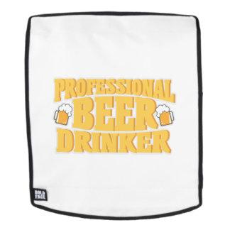 Berufliches Bier-Trinker-Bier-Trinken Rucksack