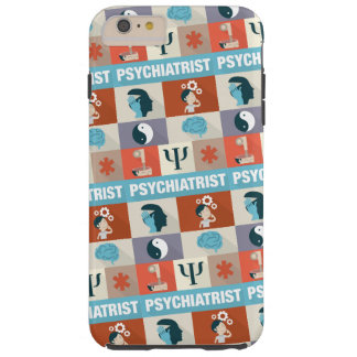 Berufliches Psychiater Iconic entworfen Tough iPhone 6 Plus Hülle