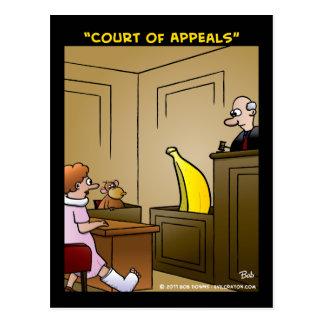 """Berufungsgericht "" Postkarte"