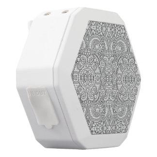 Beruhigen Sie unten nr 2 Weiße Bluetooth Lautsprecher