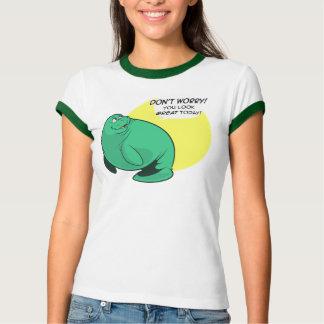 Beruhigendes Manatis-Shirt [Frauen] T-Shirt