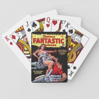 Berühmte fantastische Geheimnisse v07 n03 Spielkarten