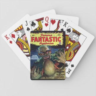 Berühmte fantastische Geheimnisse v08 n01 Spielkarten