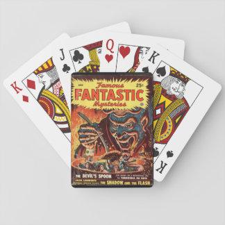 Berühmte fantastische Geheimnisse v09 n05 Spielkarten