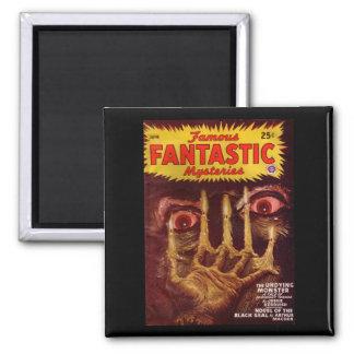 Berühmte fantastische Kunst der Geheimnis-46-06 Quadratischer Magnet