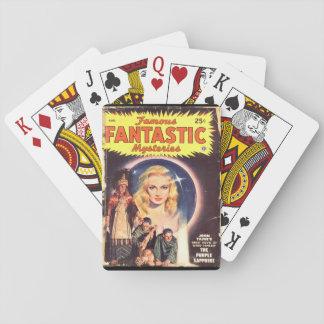 Berühmte fantastische Kunst der Geheimnis-48-08 Spielkarten