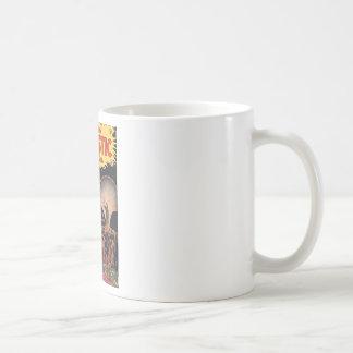 Berühmte fantastische Kunst der Geheimnis-v03n04 Kaffeetasse
