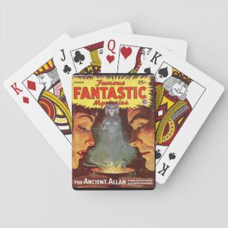 Berühmte fantastische Kunst der Geheimnis-v07 n01 Spielkarten