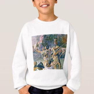 berühmte Forscher und Squaw Sweatshirt