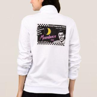 Berühmte Moondance Restaurant-New- York Bedruckte Jacke