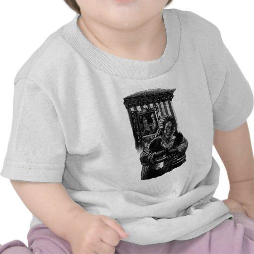 Berühmte Umarmung Frau Wobbles Shirt