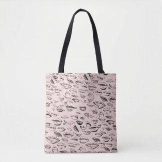 BerühmtenlippenTasche Tasche