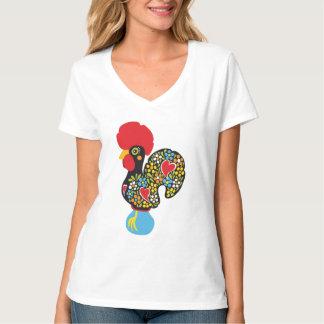 Berühmter Hahn von Barcelos Nr 06 T-Shirt