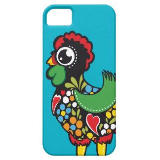 Berühmter Hahn von Barcelos Portugal Nr. 08 Hülle Fürs iPhone 5