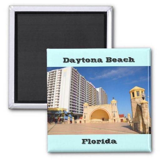 berühmtes Daytona Beach Florida Kühlschrankmagnet