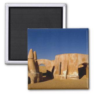 Berühmtes Film-Set Stern-Kriegsfilme in Sahara Quadratischer Magnet
