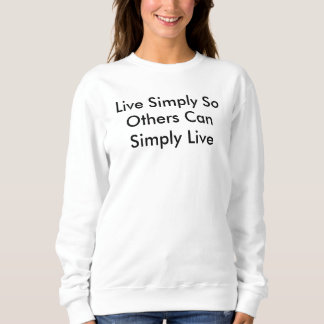 Berühmtes Zitat Matthews Espinosas Sweatshirt