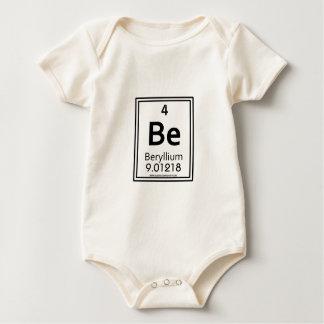 Beryllium 04 baby strampler
