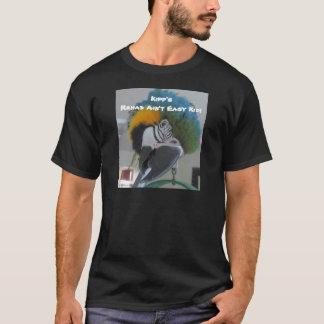Beschaffenentwürfe, die Klo kennzeichnen T-Shirt