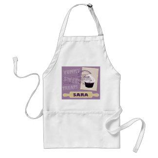 Beschäftigte Bäcker-Schürze - Sara Schürze