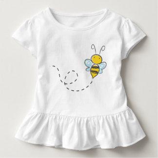 Beschäftigte Biene Kleinkind T-shirt