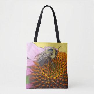 Beschäftigte Biene Tasche