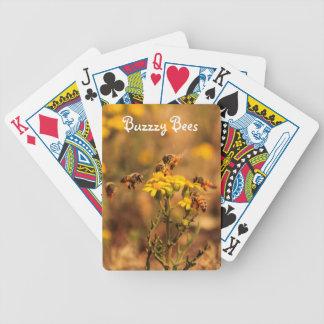 Beschäftigte Bienen Bicycle Spielkarten