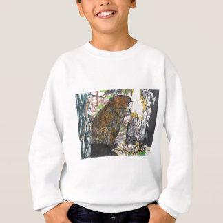 Beschäftigter Biber Sweatshirt