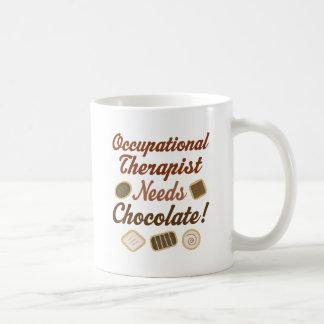 Beschäftigungstherapeut-(lustiges) Geschenk Kaffeetasse