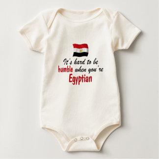 Bescheidener Ägypter Baby Strampler