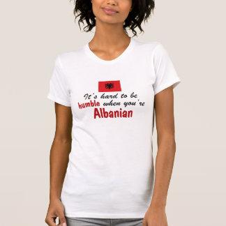 Bescheidener Albaner T Shirt