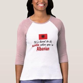 Bescheidener Albaner Shirts