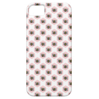 Bescheidener Hummel-Bienenstock-Telefon-Kasten Barely There iPhone 5 Hülle