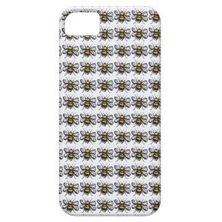 Bescheidener Hummel-Telefon-Kasten iPhone 5 Hülle