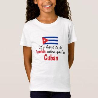 Bescheidener Kubaner T-Shirt