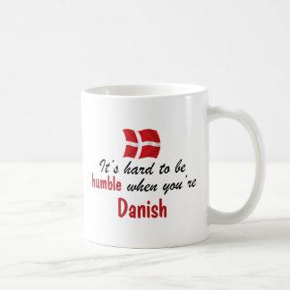 Bescheidenes Dänische Kaffeetasse