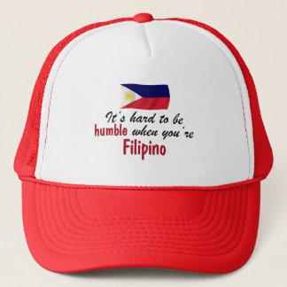 Bescheidenes Filipino Truckerkappe