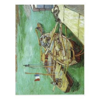 Beschreibung Beschreibungsen: Vincent van Gogh die Postkarte