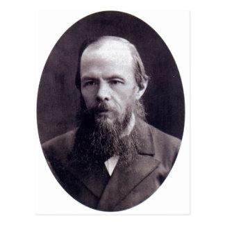 Beschreibungs-Foto von F. Dostoevsky:    Suomi: Postkarte