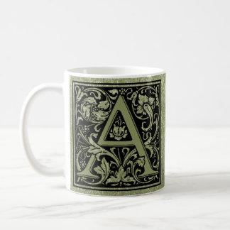 Beschriften Sie ein erstes personalisiertes Kaffeetasse