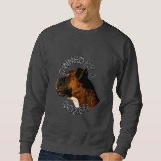 Besessen durch ein Boxer-Sweatshirt Sweatshirt